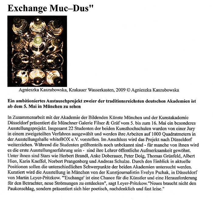 Exchange MUC-DUS
